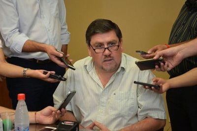 Llano admite llamada a Díaz Verón pero por amenazas que recibía