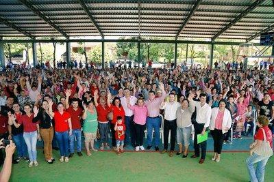 Tekoporã beneficia a casi 700 familias en el sur