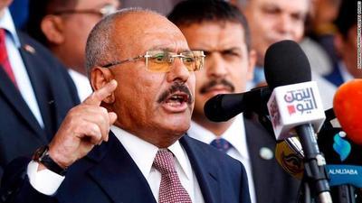 Rebeldes hutíes asesinan al expresidente de Yemen