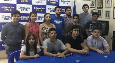 Jóvenes liberales piden la expulsión de Blas Llano