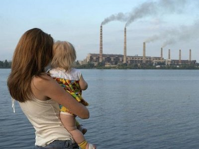 17 millones de bebés respiran aire contaminado