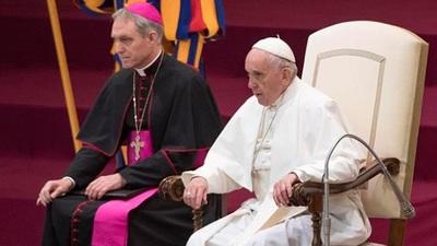 Papa pide que se respete el estatus de Jerusalén