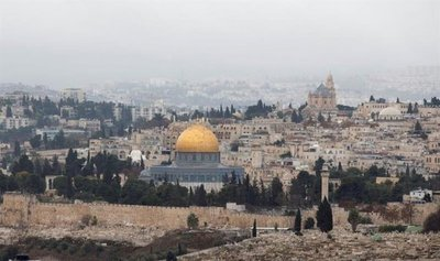 Jerusalén, una ciudad sin Estado