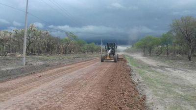 Empresas compiten para rehabilitar el tramo Mariscal Estigarribia-La Patria