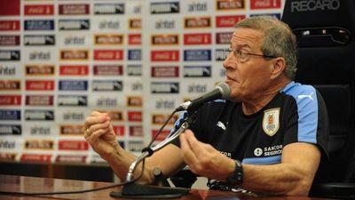 Tabárez anuncia renovación de Uruguay para el Mundial-2018