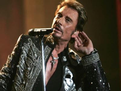 Murió Johnny Hallyday, el Elvis francés