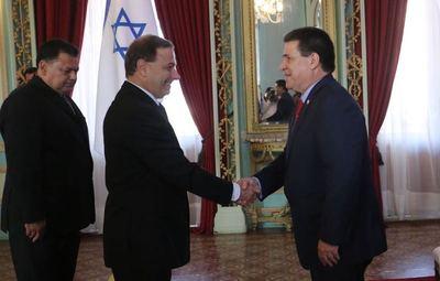 """Embajador califica de """"histórico"""" el reconocimiento de Jerusalén como capital de Israel"""