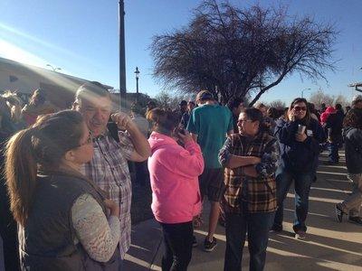 Registran tiroteo en secundaria de Nuevo México