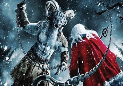 Krampus: el antagonista de San Nicolás en la Navidad austríaca