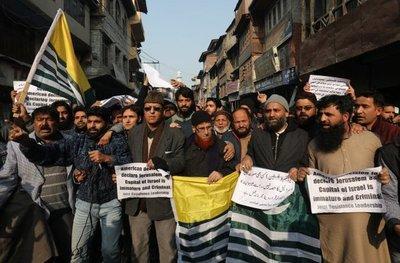 25 heridos en enfrentamientos en el Día de la Ira