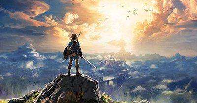 """""""The Legend of Zelda: Breath of the Wild"""", Game Award al mejor juego de 2017"""