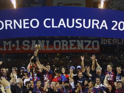 Cerro alcanza su octavo título en este siglo