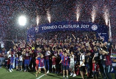 Culminó el Clausura con la consagración de Cerro Porteño