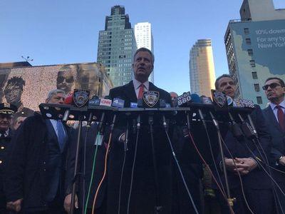 Explosión en Manhattan pone a Wall Street en alza