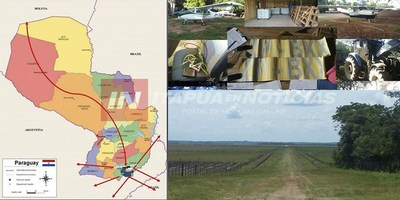 ORDENAN CAPTURA DE SINDICADOS DE LIDERAR BANDA QUE TRANSPORTABA DROGAS A ARGENTINA, CHILE Y URUGUAY