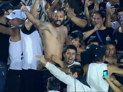 Diego Barreto cierra su ciclo en Olimpia