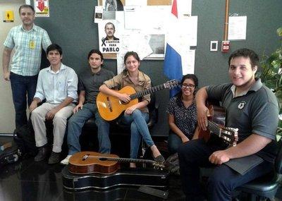 Alumnos del Conamu darán hoy concierto