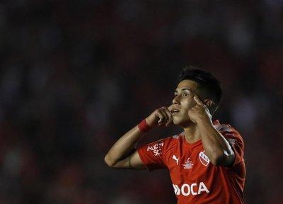Independiente sale con ventaja al Maracaná