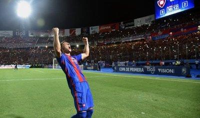 Diego Churín, en la mira de varios clubes