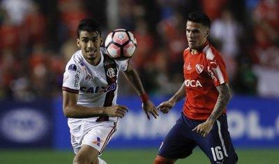 Flamengo e Independiente van por el título de la Sudamericana