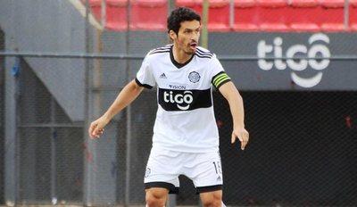 Cristian Riveros no sigue en Olimpia