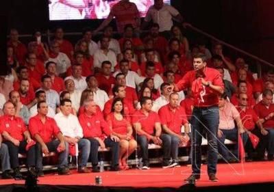 """""""Voy a ser el candidato de todos los colorados para servir a todos los paraguayos"""""""