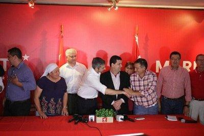 Marito insistirá en la suspensión de González Daher