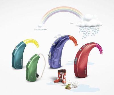 Phonak Sky V: Llegaron los audífonos para niños con discapacidad auditiva