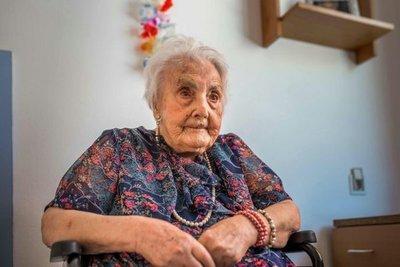 Muere la mujer más anciana de Europa