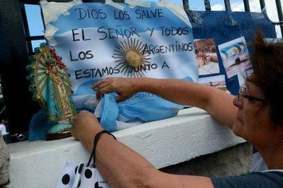 ARA San Juan: Seguimos con esperanza