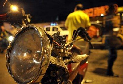 Accidentes en moto, principal causa de muerte