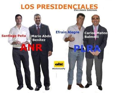 Radiografía de los candidatos