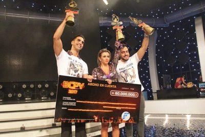 """¡Marly ganó el """"Baila Conmigo Paraguay""""!"""