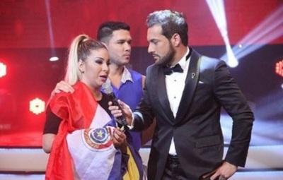 Fátima Román Tras La Derrota En Baila Conmigo Paraguay