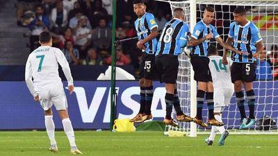 Real Madrid gana el Mundial de Clubes al derrotar a Gremio