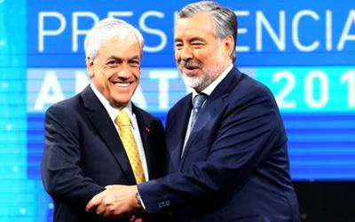 Guillier y Piñera se disputan en un reñido balotaje la presidencia de Chile