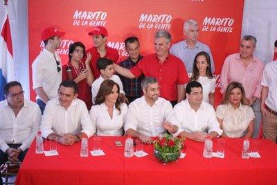 Marito: Nadie va tocar la esperanza de nuestro pueblo