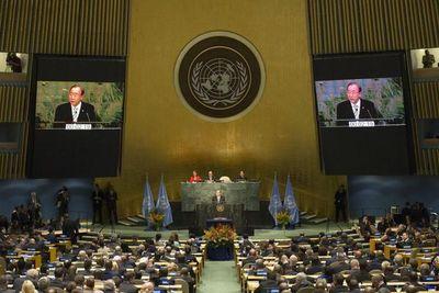 ONU evalúa resolución que rechaza decisión de Trump sobre Jerusalén