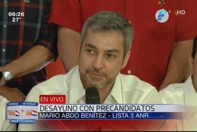 """Marito: """"No me voy a abrazar con la impunidad"""""""