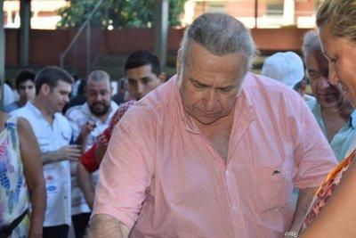 """González D. votó """"blindado"""" por hurreros"""