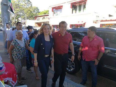 """Nicanor: """"El pueblo quiere hacerse sentir con su voto"""""""