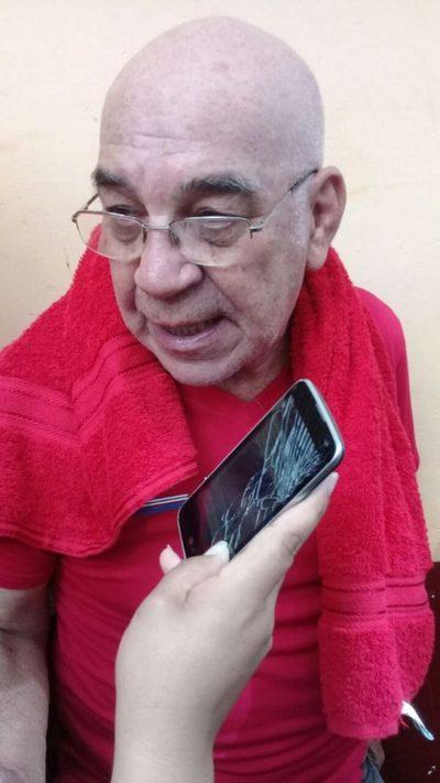 "Sobre Daher: ""Era un secreto a voces"", dice Benicio Martínez"