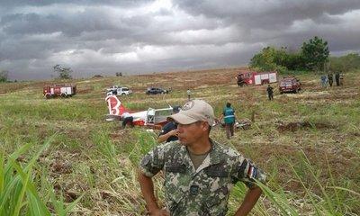 Otro accidente aéreo en Itapúa: confirman un muerto