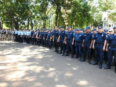 Policía no reporta novedad durante comicios partidarios