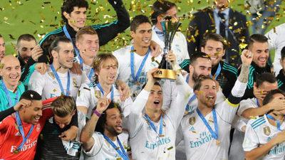 Real Madrid es campeón mundial