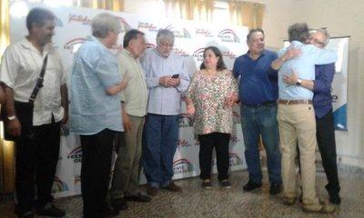 Dirigentes del Frente Guasú piden que se vaya a votar