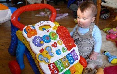 La amenaza de algunos juguetes para el sistema auditivo