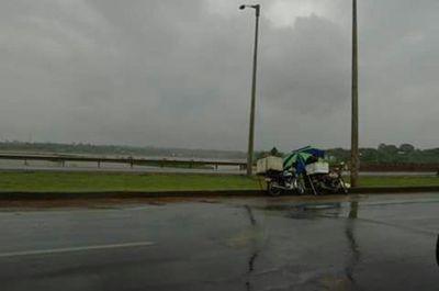 Otra alerta meteorológica por lluvias y tormentas