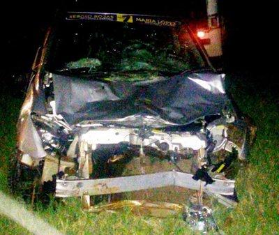 Mueren 2 de las 6 personas atropelladas por adolescente