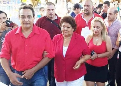 Hugo Javier será el candidato de los colorados para Central